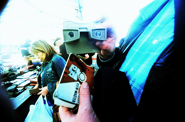 Oliver's stereo viewmaster