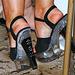 Wedding heels - Feb 2009.