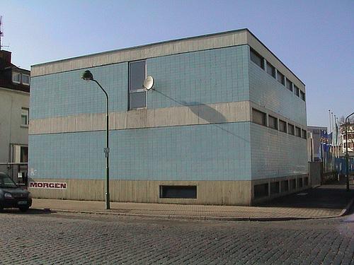 Galerie Morgen. März 2002