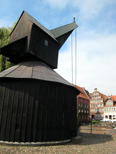IMG 2484 Lüneburg, Alter Kran