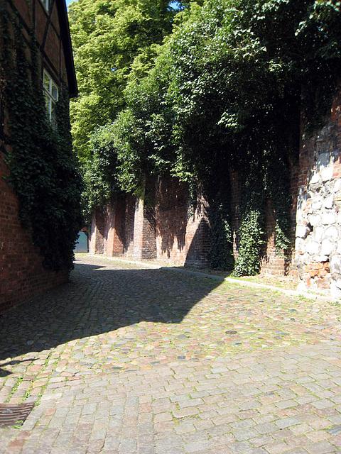 IMG 2501 Lüneburg, Hinter der Bardowicker Mauer