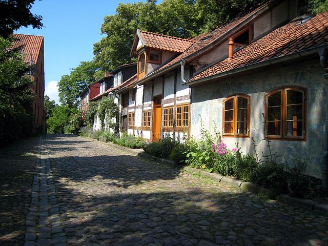 Lüneburg, Hinter der Bardowicker Mauer