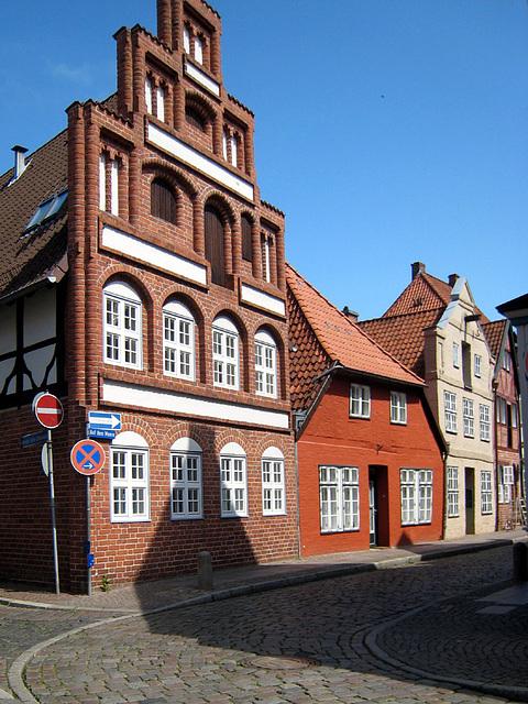 Lüneburg, Auf dem Meere