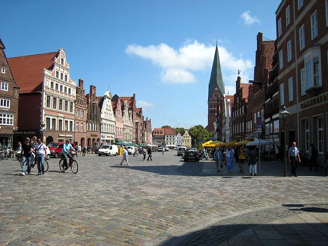 Lüneburg, Am Sande