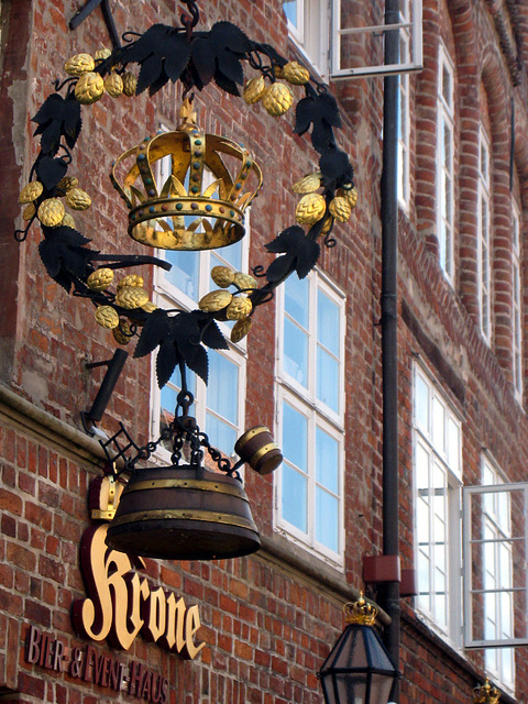 Lüneburg, Kronenbrauerei