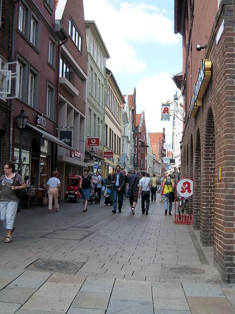 IMG 2567 Lüneburg, Bäckerstr.
