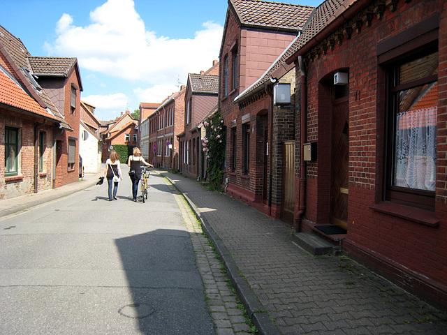 IMG 2570 Lüneburg, Vor dem Roten Tore