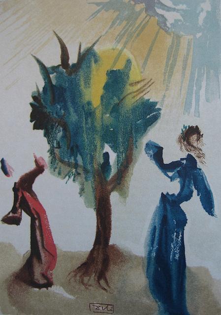 Dante Alighiere, PURGATORIO, Canto XXIV