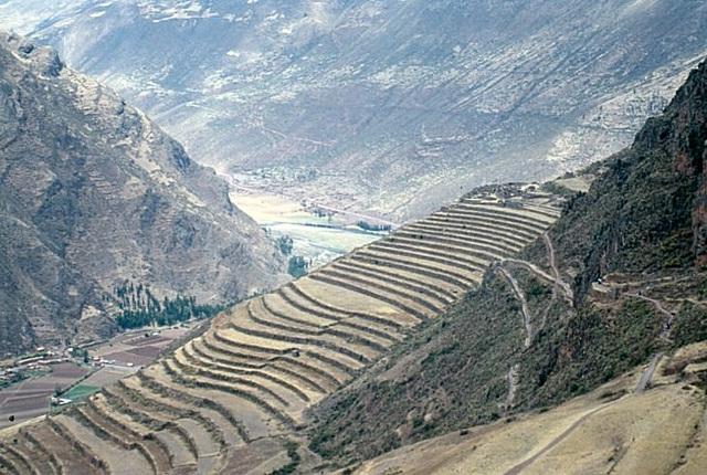 Terrasses agricoles de Pisac, Pérou