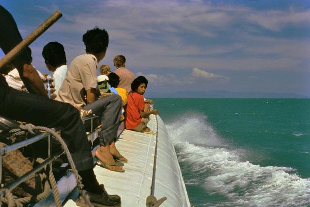 Express boat from Ta Chang (elephant pier) to Baan Ang Thong on Koh Samui