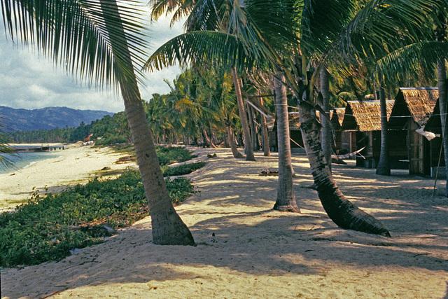 Beach at Mae Nam on Koh Samui