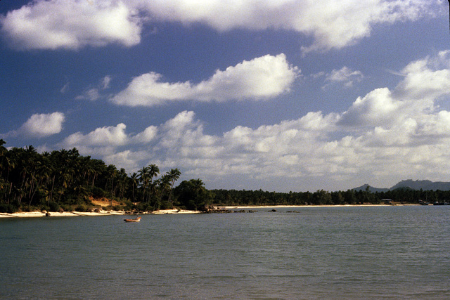 Reaching Koh Samui Taling Ngam Beach