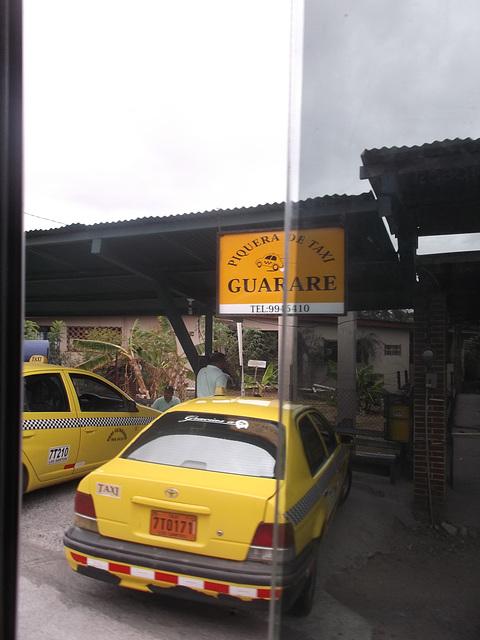 Du jaune panaméen.......Panamanian yellow......