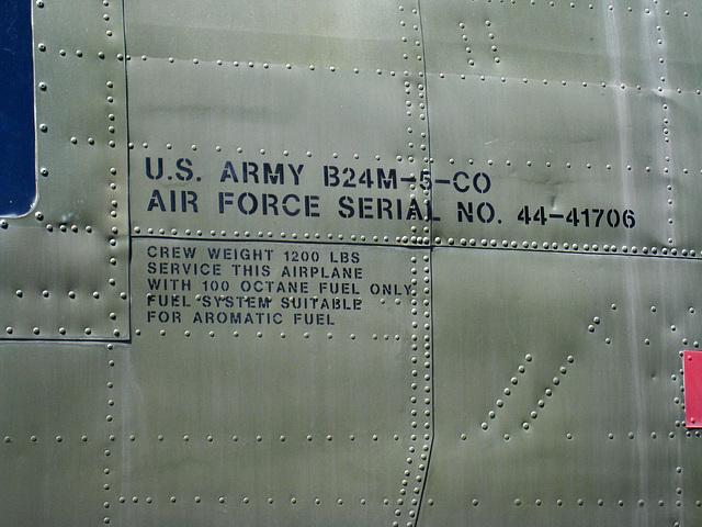 Consolidated B-24M Liberator (2953)