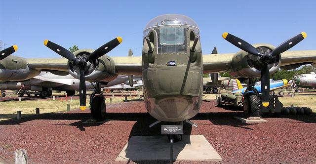 Consolidated B-24M Liberator (8338)