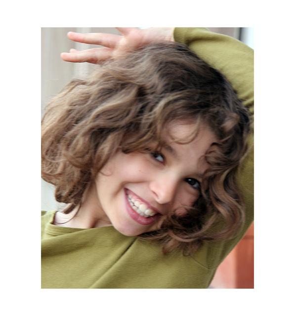 le sourire de l'enfance