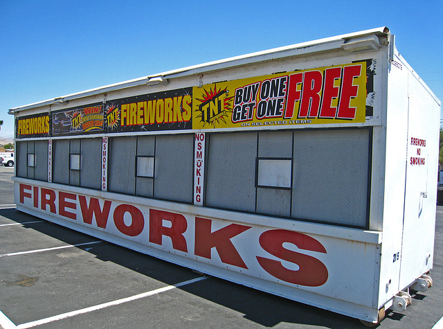 Fireworks - Food Pantries (2883)