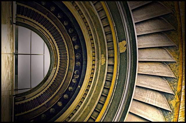 turbine detail