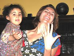 Rafaela & mother