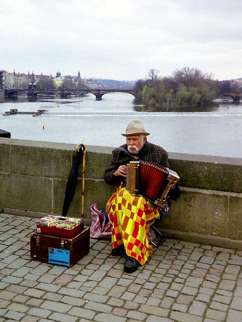 Prag Musikant