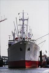 Cap San Diego, Museumsschiff in Hamburg