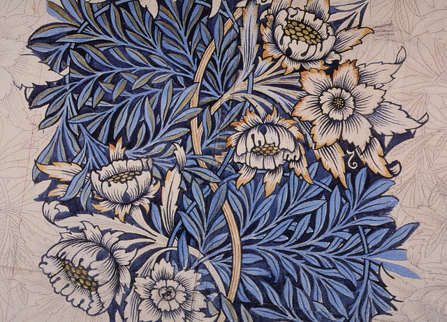 Textile Art, œuvre de William Morris