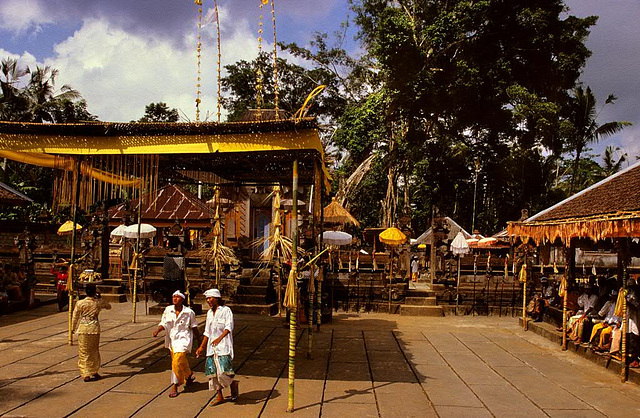 Balinese festival
