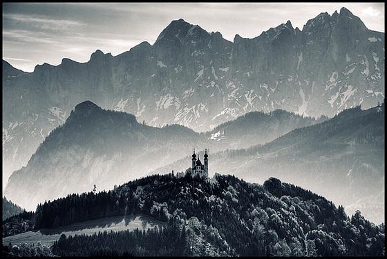 Gesäuse Mountains