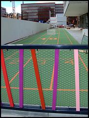 """""""Spielplatz"""" in der HafenCity, Hamburg"""