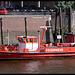 """Feuerwehrschiff """"Brandmeister Krüger"""" / Firefightingship """"Brandmeister Krüger"""" (""""Fire-officer Krüger"""")"""
