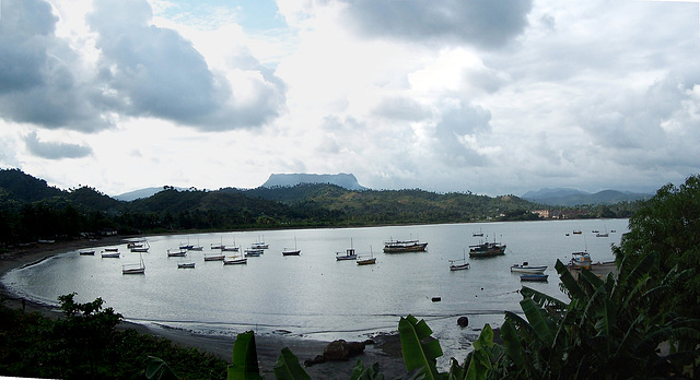 Baracoa Bay, Cuba