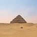 la pyramide de Djéser à Sakkara
