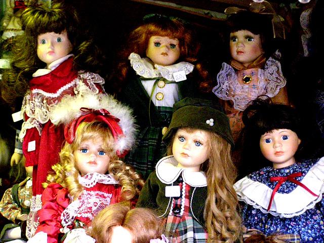 Dolls in Austria
