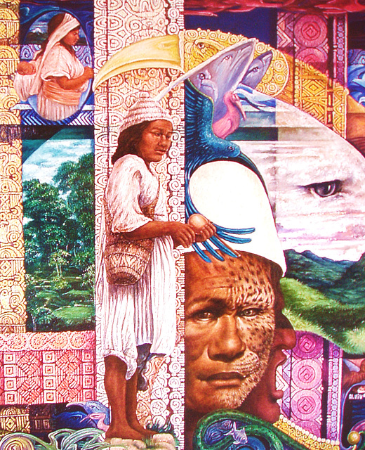Taino-ana, par Alfredo Vivero, Colombie