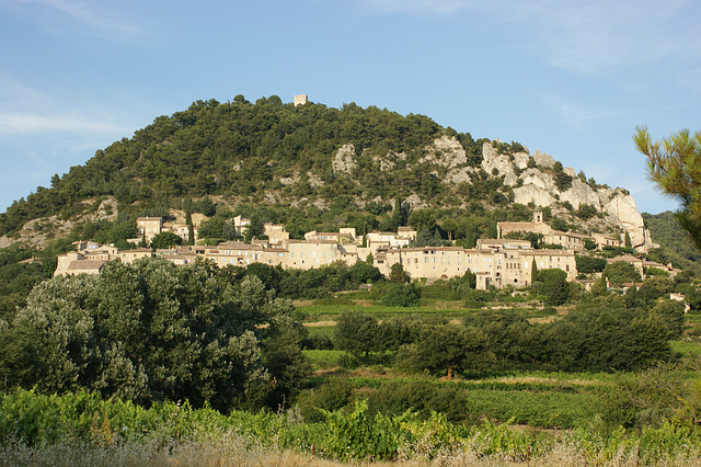village de Seguret