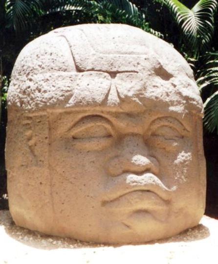 Art Olmèque, Mexique