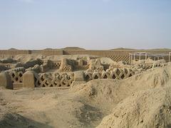 Chan Chan ruines, Pérou