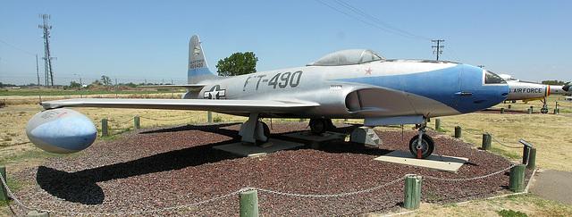 Lockheed P-80B Shooting Star (8415)
