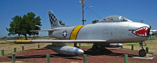 North American F-86H Sabre (3081)