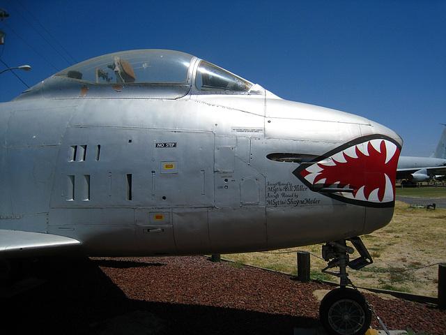 North American F-86H Sabre (3082)