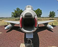 North American F-86H Sabre (8421)