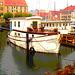 Bateau-terrasse / Floating terrace