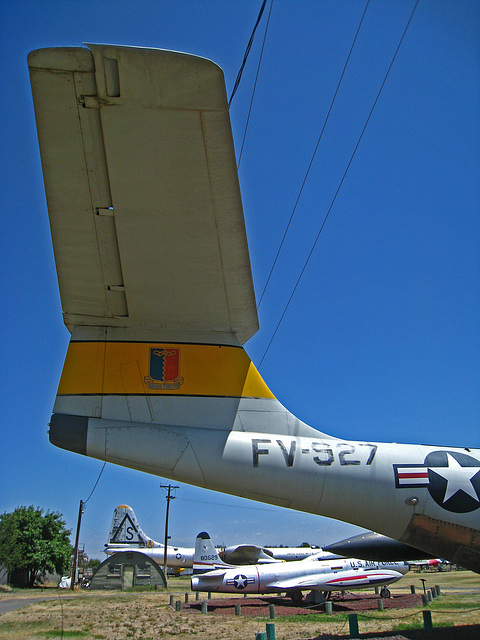 Northrop F-89J Scorpion (3088)