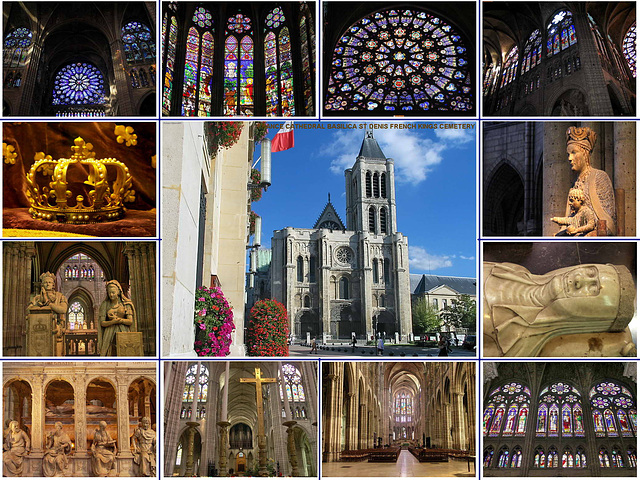 St Denis Cathedral Basilica