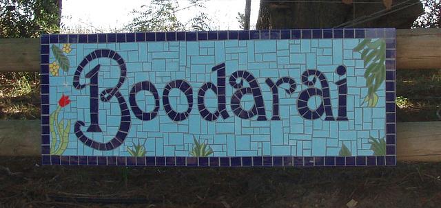 Boodarai sign