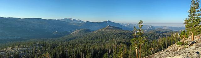 May Lake Morning View of Yosemite (19)