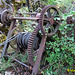 Derrick: cable winch
