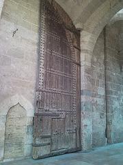 Valencia: torres de Serranos.