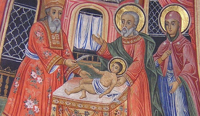 La Circoncision de l'Enfant-Jésus