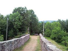 Camino de Muskilda a Ochagavía (Navarra)